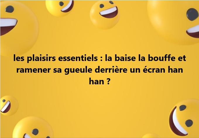 PLAISIRS 6 10